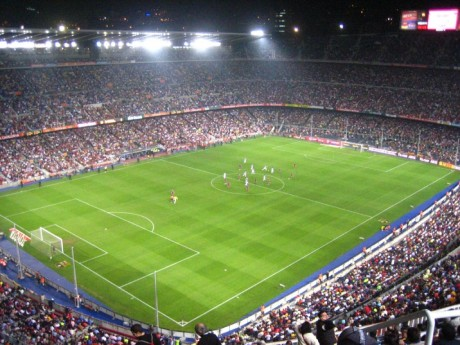 Nou Camp Campnoumatch
